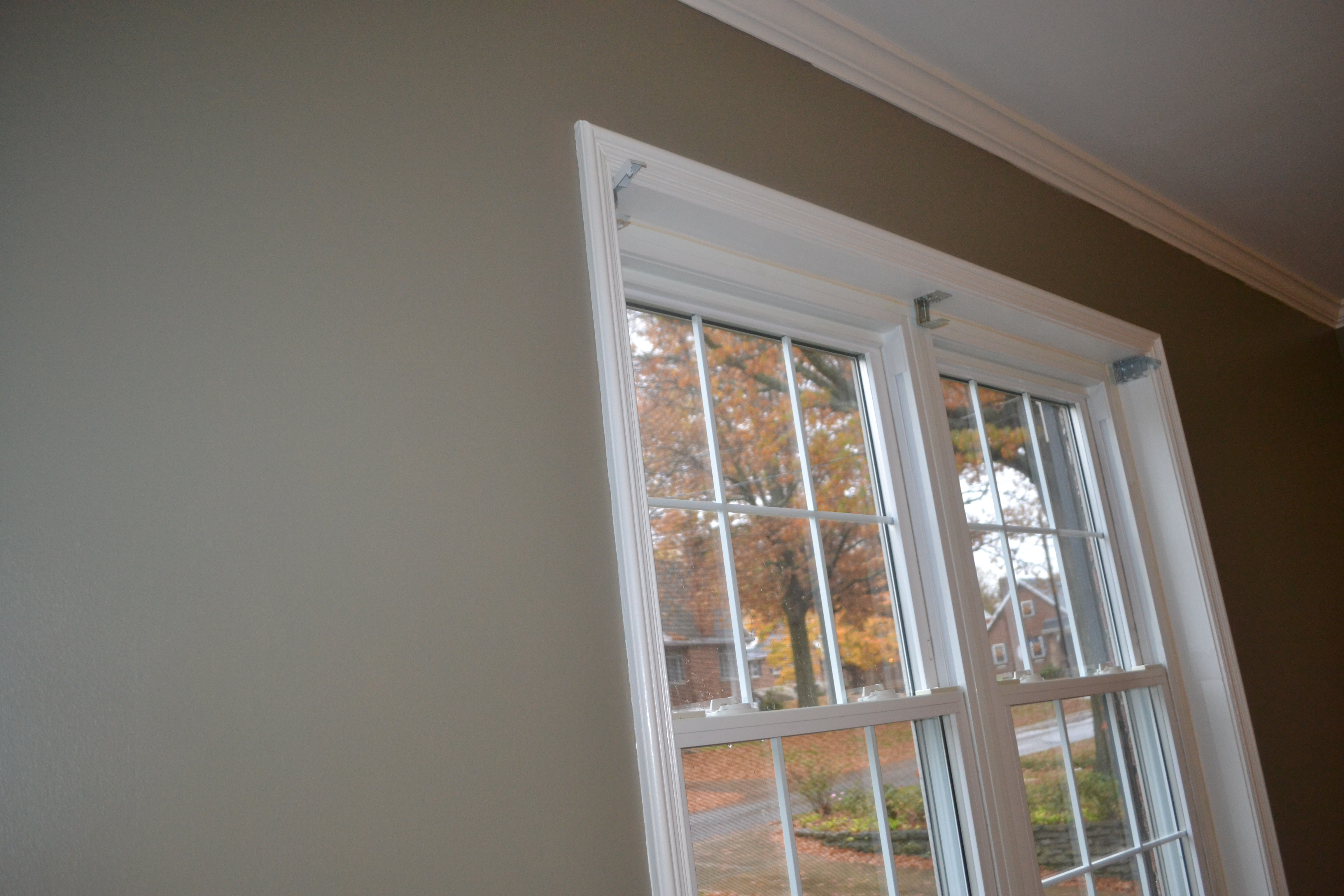 Blinds For Windows Without Sills Home Ideas